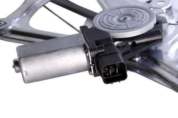 Power Window Regulator With Motor - Part # WR848479