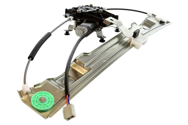 Rear Power Window Regulator with Motor Pair - Part # WR848509PR
