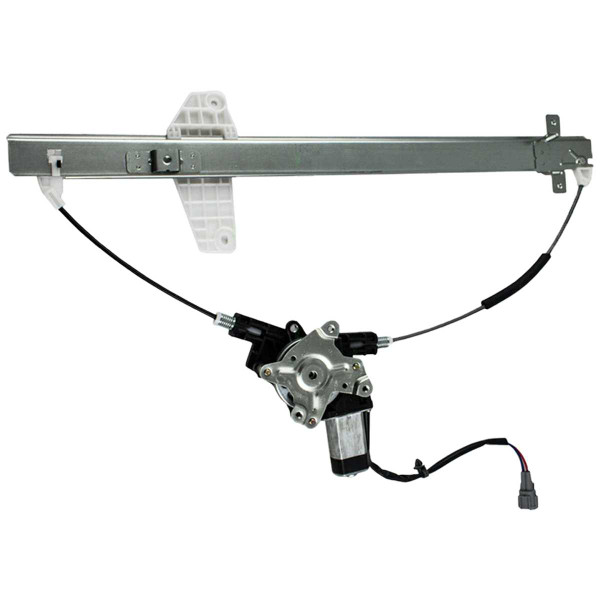Rear Power Window Regulator with Motor Pair - Part # WR848983PR