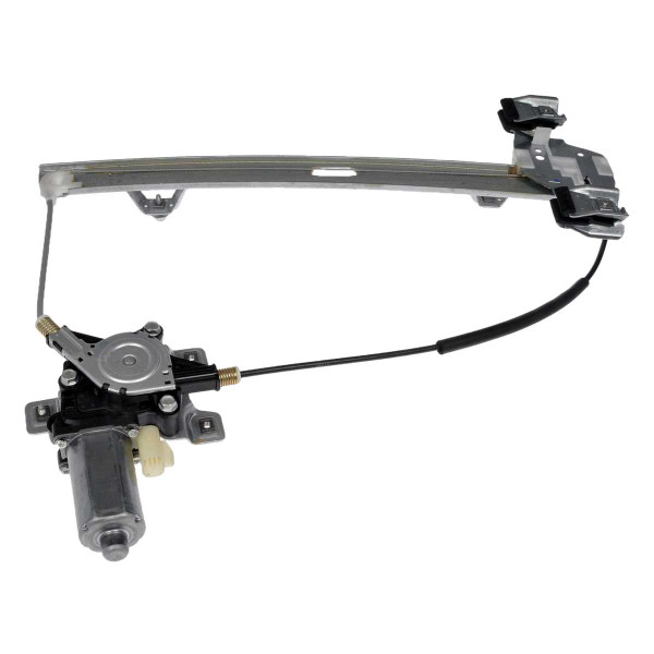 Rear Driver Left Power Window Regulator with Motor - Part # WR851709
