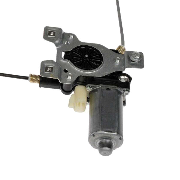 Rear Passenger Right Power Window Regulator with Motor - Part # WR851710